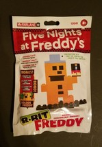 Five Nights at Freddy's 8 Bit Construction Set Mcfarlane mystery blind bag - $4.49