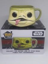 NEW Star Wars Funko Pop! Home Smuggler's Bounty Jabba the Hut Coffee Mug... - $15.79