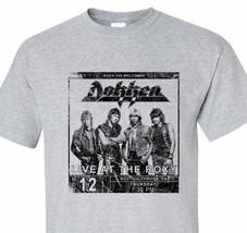 Dokken breaking chains t shirt 80 s heavy metal retro rock 100  cotton tee thumb200