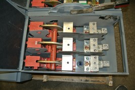 Square D Fusible Branch Switch 800 Amp 3-Pole 600VAC QMB-367-W - $2,200.00