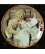 """Little Bears Collection """"At The Room""""  - 8"""" Collector's Plate or Wall Ha... - $7.00"""