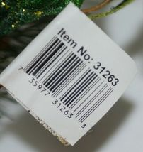 Unbranded 31263 Holiday Ball Christmas Holly Berries Pine Needles Spray image 8