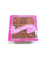Rubber Stamp Collection Hearts Valentines Mounted Brand New Sealed - $6.40