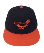 Baltimore Orioles 1958-65 ROMAN Cooperstown Collection 7 1/8 Fitted Cap Hat - $24.00