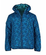 Arctix Boys Super Nova Reversible Insulated Winter Jacket, Ice Block Pri... - $34.82