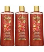 Caress Tahitian Renewal Exfoliating Body Wash, 18 Ounce (Pack of 3) - $30.99