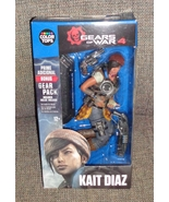 Gears of War 4 Kait Diaz Collectible Xbox Game Action Figure by McFarlan... - $17.95