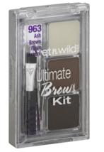 Wet n Wild Ultimate Brow Kit, Ash Brown 963, Mirror Enclosed *Twin Pack* - $13.50