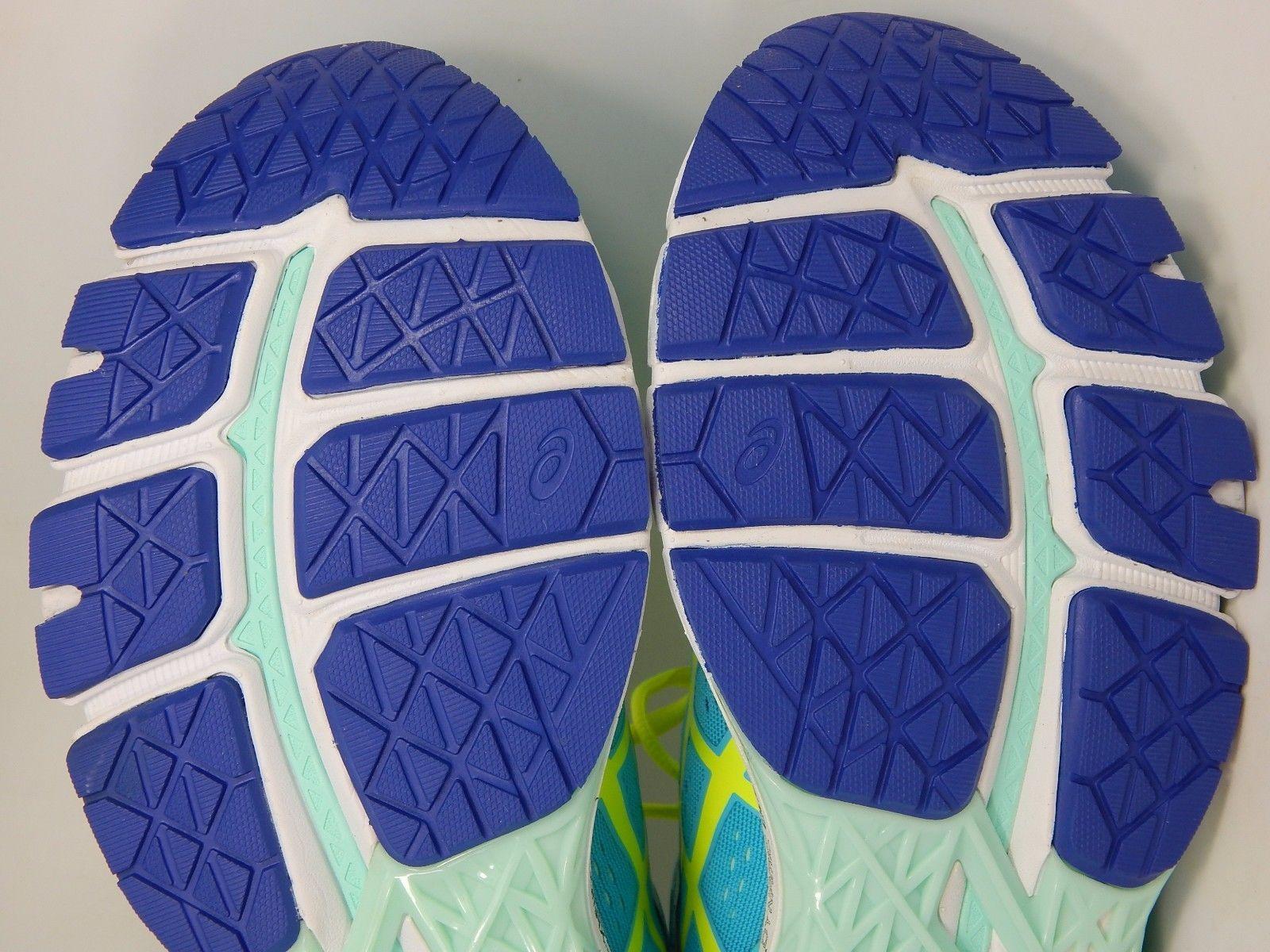 Asics Gel Kayano 22 Women's Running Shoes Size US 12.5 M (B) EU 45 Blue T597N