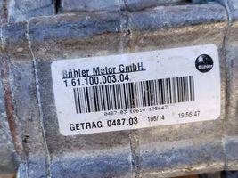 Mercedes W451 Smart Fortwo Sprint Transmission Gear Shift Motor 1.61.100.003.04 image 7