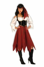 Forum Pirate Maiden Buccaneer Plus Size Adult Womens Halloween Costume 6... - $27.99
