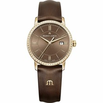 AUTHORIZED DEALER Maurice Lacroix Eliros EL1094-PVPD1-710-1 Women's 30mm... - $1,376.10