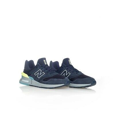 MAN NEW BALANCE 997 LIFESTYLE MS997HF SNEAKERS MAN CASUAL SHOES SNKRSROOM Blu image 5