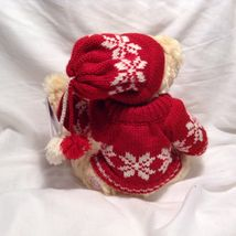 NEW Herrington Teddy Bears set of 2 Winter-themed Bears image 4
