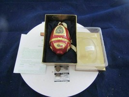 Mr. Christmas Ceramic Musical ORNAMENT-SILENT NIGHT-BRAND New In Box!! - $22.95