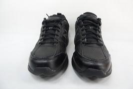 New Balance Men's MX409 Training Shoe, Black Leather, Size 7.5 D(M) US - $48.27