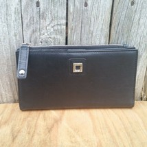 Lodis Leather Black Bifold Wallet - $20.00