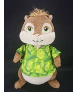 """Build a Bear Theodore Plush Alvin and The Chipmunks Chipwrecked 10"""" BABW - $13.36"""