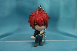 Bandai Aquarion Evol Characters Gashapon Mini Figure Keychain Kagura Demuri - $16.99