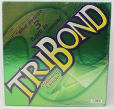 Tri Bond Diamond Edition Board Game New and Sealed - $14.73