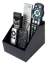 Customized Acrylic TV Remote Control Holder Organizer - Bedside and Coff... - $32.26