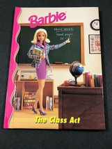 Barbie And Friends Book Club - The Class Act HC Picture Chapter Book 4-8... - $7.91