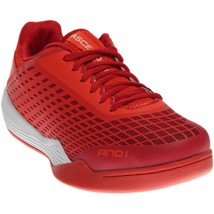 AND1 Men's Ascender Low-m, Cherry Tomato/Fiery Red/Bright White 9 M US - $64.87