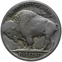 1918D Buffalo Nickel Coin Lot# A 280 image 2