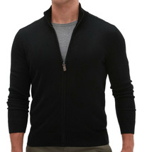 Banana Republic Men's Merino Wool-Blend Sweater Jacket, Black, Sz S, 3610-8 - $79.19