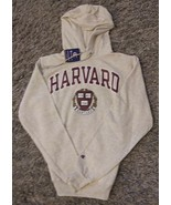 Classic Champion Harvard Hoodie in Lt. Gray in Size XS - $29.69
