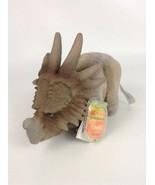 Star Beam Disney Dinosaur Eema New Gray Plush Stuffed Toy w/ Tags Mattel - $19.55