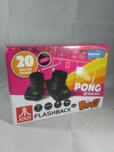 Atari Flashback Blast! Pong Retro Gaming System W/ 20 Games Plug-in Play - $9.89