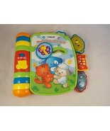 VTECH RHYME & Discover Electronic Book Learning - $4.95