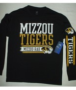 University Missouri Mizzou Tigers NCAA College Long Sleeve New T-shirt M... - $9.85