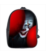 School bag pennywise clown it horror halloween creepy scary 3 sizes - $38.00+