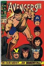 Avengers #38 ORIGINAL Vintage 1966 Marvel Comics Hercules - $98.99