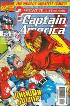 What If ? #103 Starring Captain America, VOL 2 Marvel Comics - $6.85
