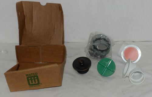 Watco 901 PP PVC BZ Oil Rubbed Bronze Innovator Push Pull Half Kit