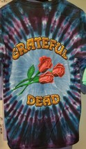 New GRATEFUL DEAD STEAL YOUR FA CE OWL  Tie Dye  LICENSED BAND  T Shirt   - £20.87 GBP+