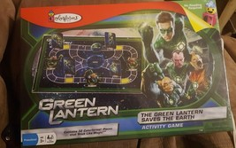 The Green Lantern Saves the Earth Activity Game - $9.50