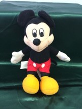 Disney Mickey Mouse 8 inch Plush stuffed Mickey Mouse Toy  - $7.66