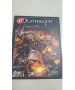 Deathwatch: Rising Tempest [Hardcover] Fantasy Flight Games - $11.88