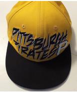 PITTSBURGH PIRATES New Era 9Fifty 950 Snapback Baseball Hat Cap Graffiti... - $21.34