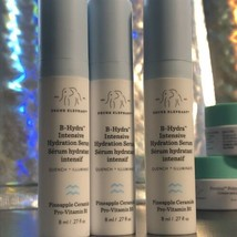 ALWAYS NEW+authentic DRUNKELEPHANT B HYDRA  Hydration Serum 8mlx3 =24ml CLEANish image 2