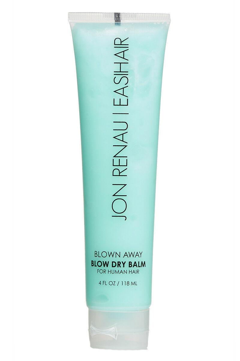 BLOWN AWAY Blow Dry Balm by Jon Renau, Protectant for Human Hair Wigs, 4.0 oz - $23.95