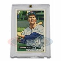 100x PRO-MOLD 1951-1952 Bowman Baseball Card 1-Screw Holder (5 Year+ UV)  - $82.07