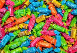 Assorted Fruit Tootsie Roll Midgies Wrapped Candy 15 LBs  - $65.95