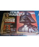 1978 Star Wars Darth Vader Snap Together Action Model with Rasping Breat... - $381.15