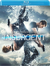 The Divergent Series: Insurgent (Blu-ray Disc, 2015)