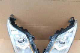 2010-15 Cadillac SRX Halogen Headlight Head Light Set LH & RH - POLISHED image 6